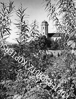 Sinsheim - Rhein-Necker - Kraichgau - Basilika - Turm   um 1960   W 35-7