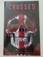 CROSSED BADLANDS Volume 8 SOFTCOVER COLLECTION AVATAR ULTRA VIOLENT! UNREAD NEW