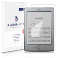 iLLumiShield Anti-Bubble/Print Screen Protector 3x for Amazon Kindle Touch 3G