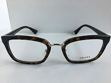 New PRADA VPR 0S9 2AU-1O1 53mm Tortoise Men's Eyeglasses Frame #2