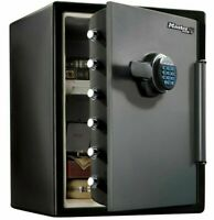 Masterlock Fire & Water Ressistant XX-Large HOME Security Digital  Safe NEW UK