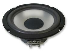 "8"" 8 Ohm Clear Polypropylene Woofer"