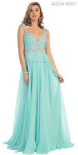 NEW YEARS EVE PROM EVENING GOWNS LONG DESIGNER SPECIAL OCCASION DRESS SIZES 4-26