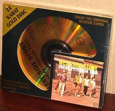 DCC GZS 1068 GOLD CD: OSCAR PETERSON TRIO - West Side Story - OOP 1994 USA SEALD