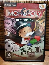 Monopoly New Edition PC CD-ROM