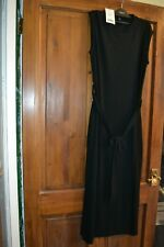 Women's classic black tube dress NEW Size 12
