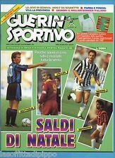 GUERIN SPORTIVO-1991 n.51- MATTHAUS-VOLLER-BAGGIO-DONADONI-NO POSTER -NO FILM