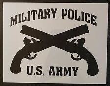 US U.S. Army Military Police MP 11