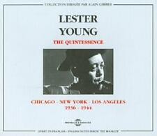 LESTER YOUNG (SAXOPHONE) - THE CHICAGO TO NEW YORK TO LOS ANGELES: 1938-1944 NEW