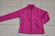 Disegna Fleecejacke, pink, Gr. 116 / 122,  TOP !!!
