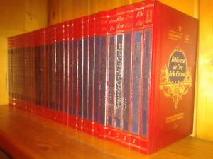 BIBLIOTECA DE ORO DE LA COCINA, 31 TOMOS, CLUB INTERNACIONAL DEL LIBRO