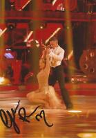 STRICTLY COME DANCING: GIOVANNI PERNICE SIGNED 6x4 ACTION PHOTO+COA