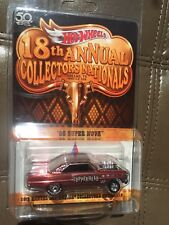 2018 Hot Wheels 18th Nationals Convention #1 '66 Super Nova (no cage)