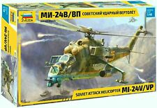 MIL Mi-24 V/VP HIND E (CZECH, SOVIET & RUSSIAN MKGS) #4823 1/48 ZVEZDA BEST EVER
