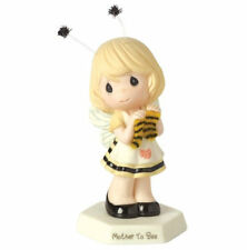 Mother to Bee Precious Moments Figurine Girl Antenna Wings Socks NWOB