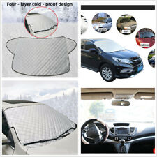 Car 4 Seasons Car Front Windshield Snow Cover Protector Frost-proof