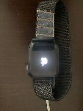 Apple Iwatch series 4 (GPS+CELL.) 44 mm black Aluminium Case