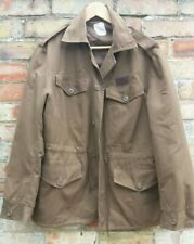 SADF - South African Nutria  Cold Weather Bush Jacket Lined 1980's