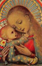 """Fleißbildchen Heiligenbild Gebetbild """" Hummel """" Holy card Ars sacra"""" H646"""""""