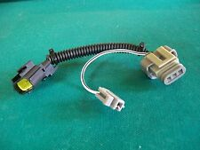 Alternator Plug Harness Conversion Lead Adapter for Ford 6g To 3g W/ Stator Lead