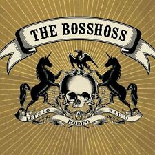 CD*BOSSHOSS**RODEO RADIO***NAGELNEU & OVP!