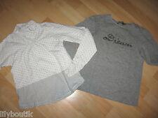 CAPTAIN TORTUE, TAO - Deux t-shirts manches longues - 8 ans - TBE !!!!