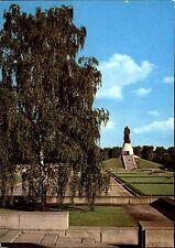 BERLIN Ost DDR AK 1978 Treptow Sowjetunion Ehrenmal Denkmal Foto von Corazza