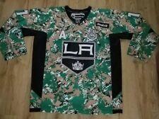 Los Angeles Kings Anze Kopitar Reebok CCM 2014 Stanley Cup CAMO jersey size-54