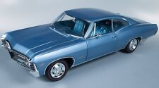 1967 Chevrolet Impala Nantucket Blue 1:18 Auto World 999