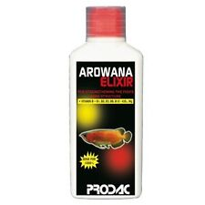PRODAC Arowana Elixir | 500ml | Aquarium Water Conditioner for Arowana Fish