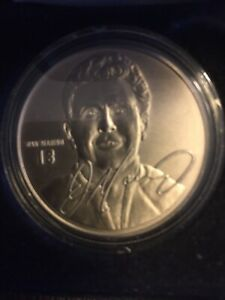 Dan Marino Highland Mint Coin- Limited Edition Number 470