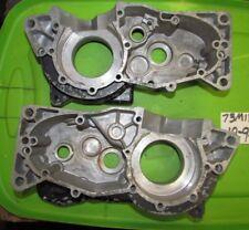 Montesa VB 250 Cappra 73M left & Right Engine Cases  p/n 73M11700