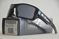 NEW Oakley Eyepatch 2 Sunglasses Polished Black w Grey Lens 009136-13 NIB