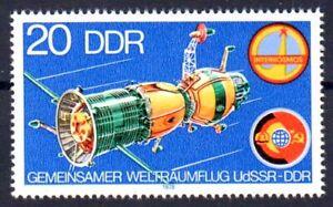 DDR 2355 , postfrisch / ** / Raumfahrt , Sojus