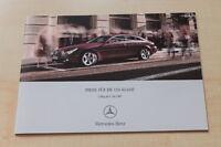 83118) Mercedes CLS - Preise & Extras - Prospekt 07/2007