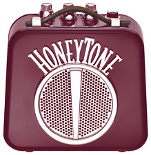 Danelectro N-10 Honeytone 10 watt Guitar Amp - Bergundy
