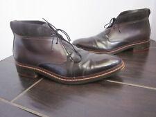 Cole Haan C09917 Colton Air Sole Brown Suede Saddle Oxford Men's US 11 (B02)