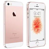 Apple iPhone SE Rose Gold Unlocked for International GSM/CDMA Smartphone