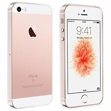 Apple iPhone SE Rose Gold Unlocked for International GSM/CDMA Smartphone