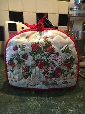 Vintage Strawberry Shortcake and Custard toaster cover Cozy American Greetings