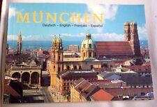 Munchen: Deutsch-English-Francais-Espanol By Marion Schmid