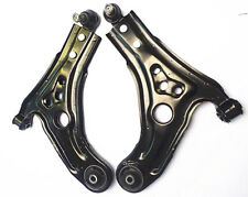 PAIR (LH+RH) BRAND NEW FRONT LOWER CONTROL ARMS FOR : HOLDEN BARINA TK 2006-2011