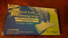 Professional White Effects Dental Whitestrips Advanced Teeth Whitening Strips