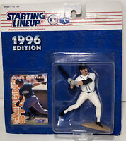 New Edgar Martinez Seattle Mariners 1996 Edition Starting Lineup Figure NIB SLU