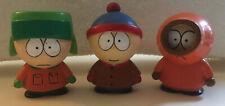 New listing Vintage 1998 South Park Vinyl Figure Set Stan Kyle Kenny Easter Basket Gift Toy