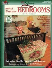 Plaid One Stroke Decorative Painting Sweet Dreams Bedrooms by Donna Dewberry