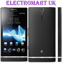 Nuevo Sony Xperia S Maniquí Auricular Pantalla Teléfono Móvil Negro