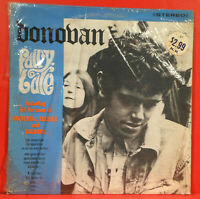DONOVAN FAIRYTALE VINYL LP 1965 ORIGINAL SHRINK GREAT CONDITION! VG++/VG+!!
