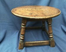 Quality Old  Vintage Small  Coffee side table.
