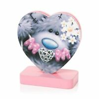 Me to You Tatty Teddy Bear - Mum Heart Shaped Photo Clip Holder G01Q6149